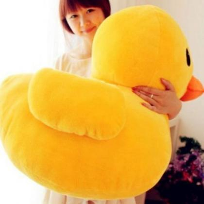 Dolls,Plush toys 50 cm,yellow duck ..