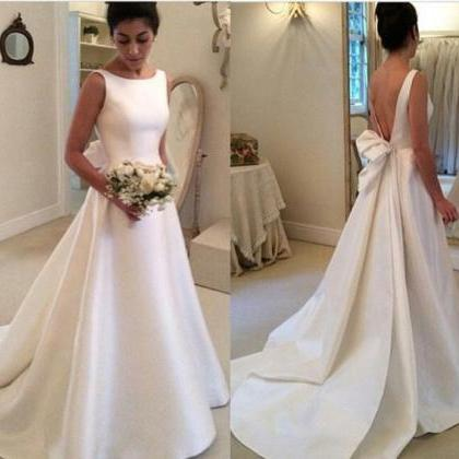 Wedding Dress, Hot Sale A Line Wedd..