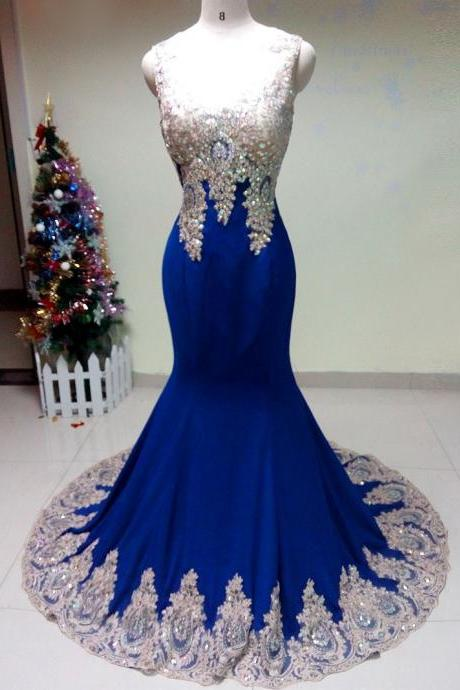 Prom Dress,Long Evening Dresses,Formal Dress,Mermaid Formal Gown,Women Dress