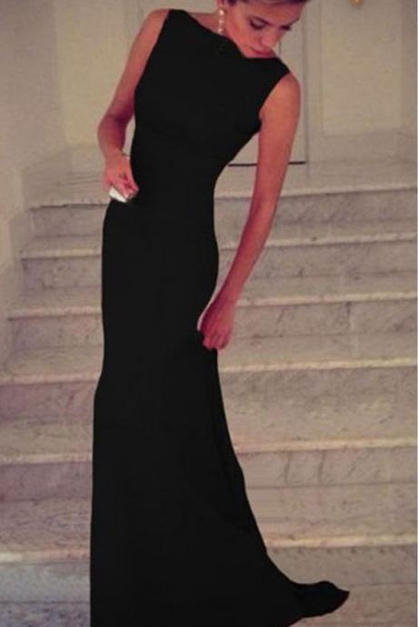 Black Prom Dresses, Prom Dresses,Mermaid Prom Dresses,Evening Dress ,Formal Prom Dress,Long Evening Dress