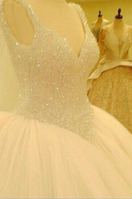 Wedding Dress,Crystal Wedding Dress,Organza Wedding Dress,Princess Wedding Dress,Empire Wedding Dress,Bandage Bridal Dress,Princess Wedding Dress,New Fashion Wedding Dress