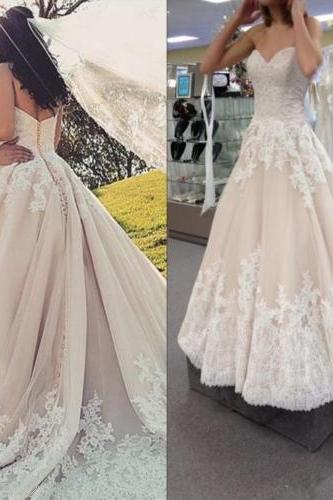 Champagne Wedding Dress,lace Appliques Wedding Dresses ,Bridal Gowns with sleeves,Lace Wedding Dresses,Wedding Dress Mermaid,Wedding Dresses,Wedding Dresses 2016,Wedding Dress Plus Size,Wedding Dress for Bride 2016,Wedding Dresses with sleeves,Long Sleeves Bridal Gowns