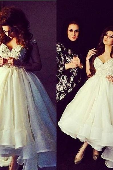 wedding dress,short lace wedding dresses,Elegant V-Neck Beadings wedding dress,Long A-Line Tulle Evening bridal Dresses Sexy V Neck Elegant Party Prom Gown, Sexy Backless formal Dresses, prom Gowns Plus Size, Cocktail Dresses, formal dresses,Wedding guests dresses