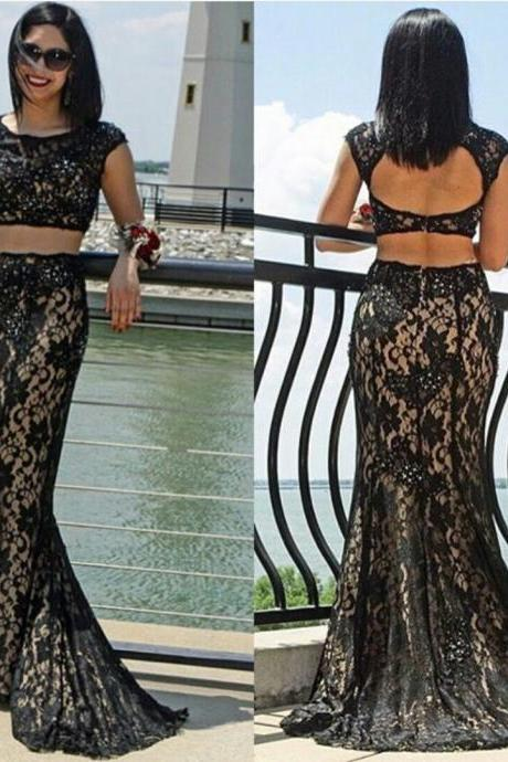 Prom Dress ,Fashion Sexy Prom Dresses, New Arrival Sexy Prom Dress, Prom Dresses,2016 2 Pieces Prom Dress Evening Gown Pageant Dress,Wedding Guest Prom Gowns, Formal Occasion Dresses,Formal Dress