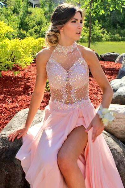 Prom Dress,Sexy Prom Dresses, PINK prom Gowns with removable Skirt, Sexy Evening Dress, Special Dress ,High Quality Graduation Dresses,Wedding Guest Prom Gowns, Formal Occasion Dresses,Formal Dress