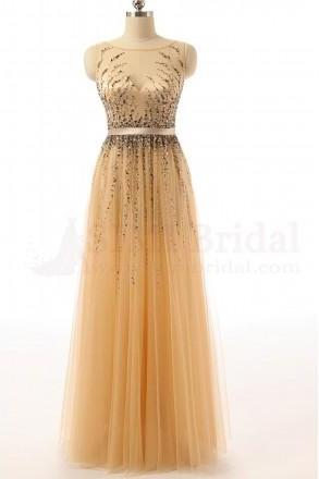Prom Dress,tullec Prom Dresses , long evening dress, tulle evening dress, bling evening dress, beads evening dress , a line evening dress , crystal evening dress , o neck evening dress, plus size evening dress , wedding and party dress, formal prom dress , long prom dress , crystal prom dress,High Quality Graduation Dresses,Wedding Guest Prom Gowns, Formal Occasion Dresses,Formal Dress
