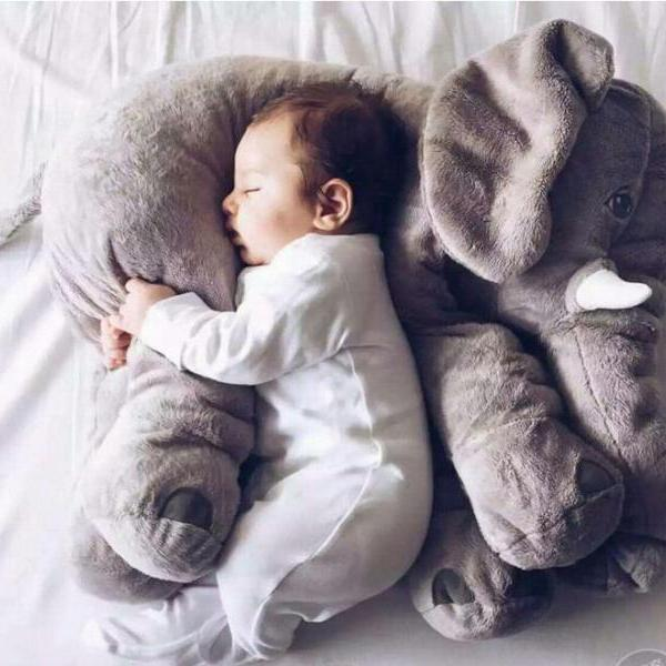 Dolls,Plush toys 60 cm,gray Pillow Soft Plush Stuff Toys Lumbar Pillow Baby Children,gray Baby Children Long Nose Elephant Doll ,Pillow Soft Plush, Stuff Toys Lumbar Pillow Dolls,60 cm