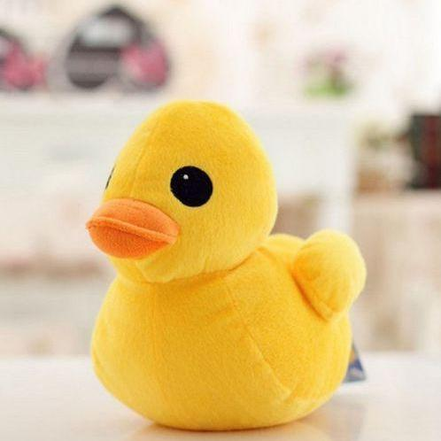 Dolls,Plush toys 30 cm,Yellow Duck Stuffed Animal Plush Soft Toys Very Cute Doll Pillow 30cm (12